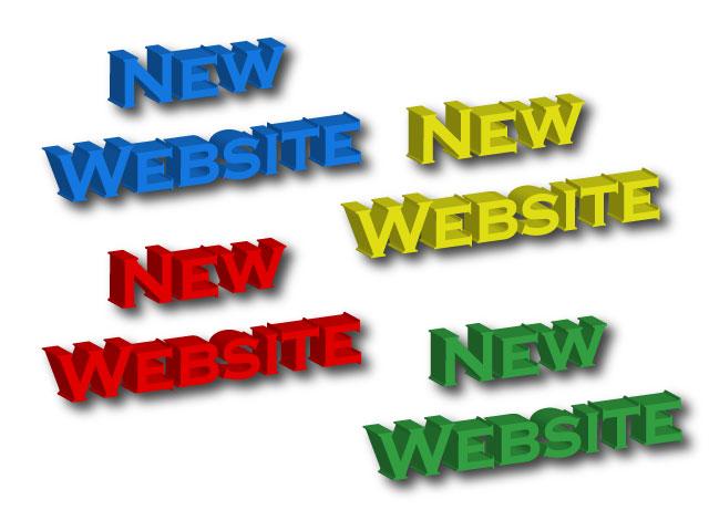New Bespoke Website Design