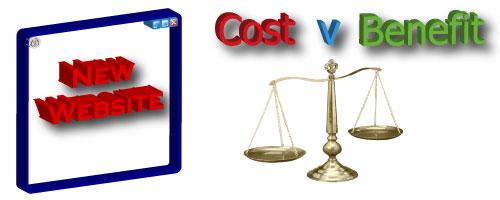 New Bespoke Website Design Cost Benefits
