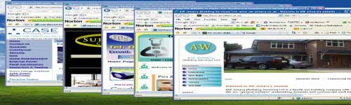 Web Design and Web Solutions from Charnwood Webdesign