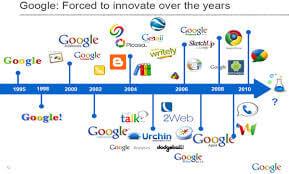 Google Evolving