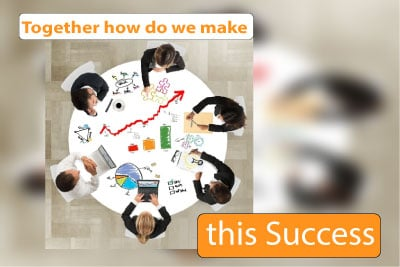 Digital Marketing Together how do we make this Success?
