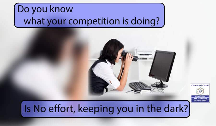 Is No Effort, Keeping You In The Dark?