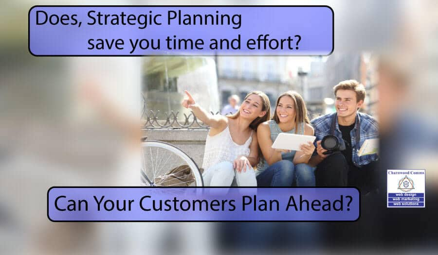 Can Customers Plan Ahead?