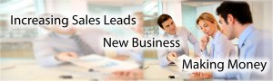Digital Marketing increasing sales leads, new business, making money