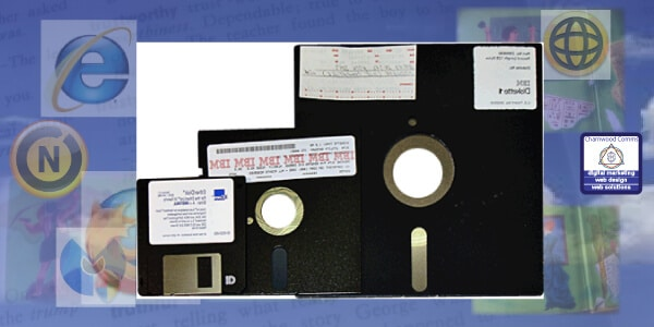 Access Data from Floppy Discs