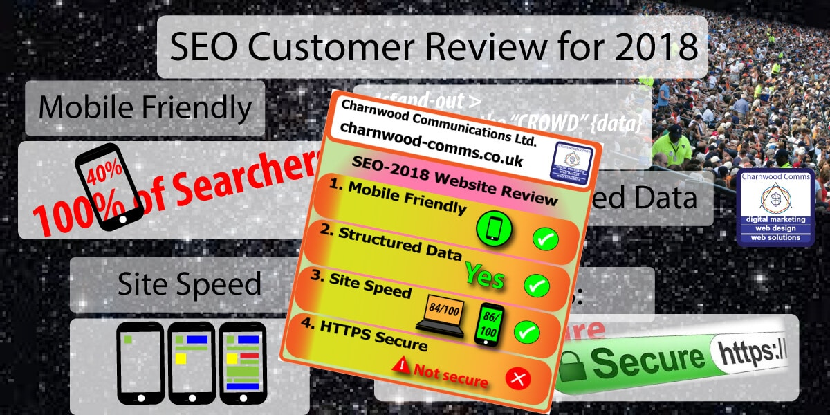 SEO 2018 – Customer Website Review Process