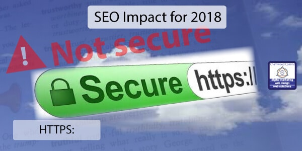 SEO in 2018 - You Need to Add HTTPS Security