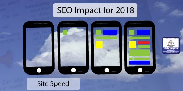 SEO in 2018 - You Need Good Site Speed