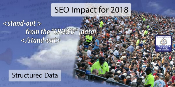 SEO in 2018 - You Need to add Structured Data