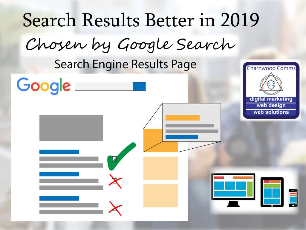 Search Results Need to Keep Up to date in 2019