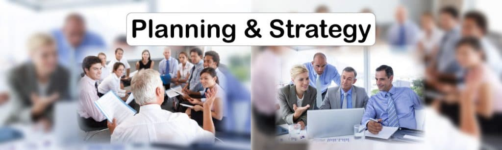 Digital Marketing campaign Elements - Planning & Strategy